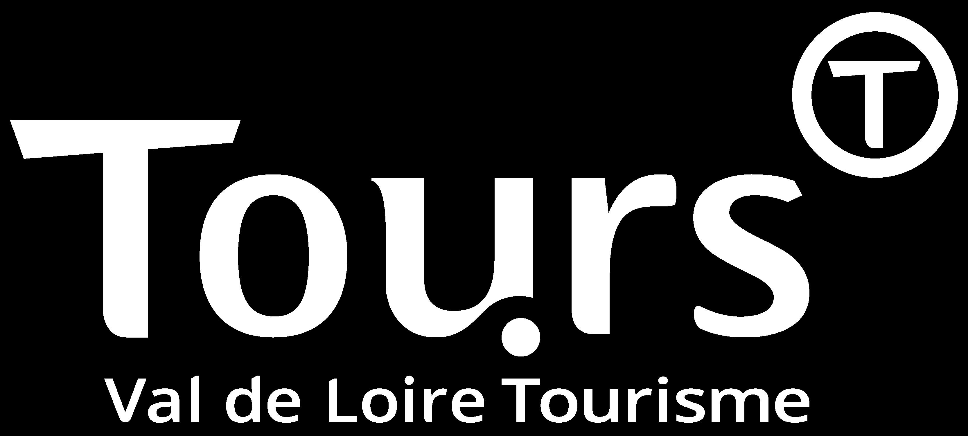 logo tours val de loire tourisme