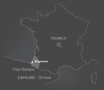 Bayonne en Fance